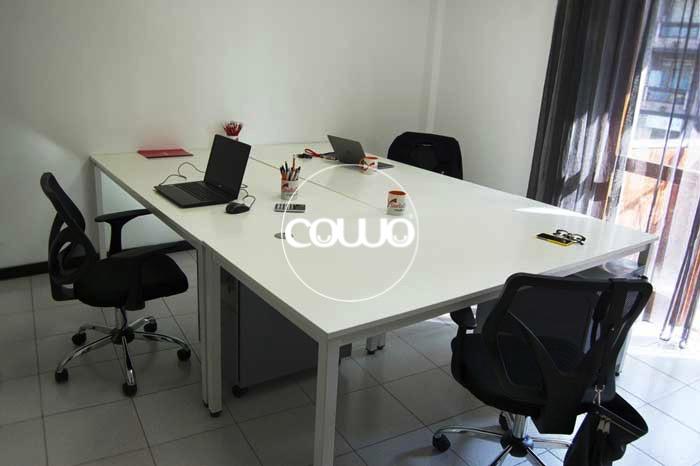 Ufficio 3 persone al Coworking Novara