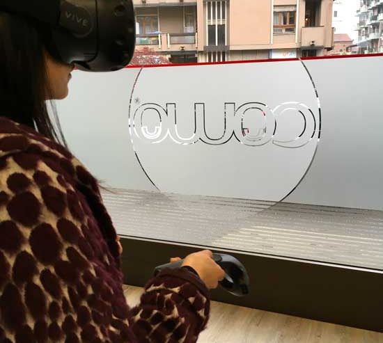 Virtual Reality al Cowo di Novara