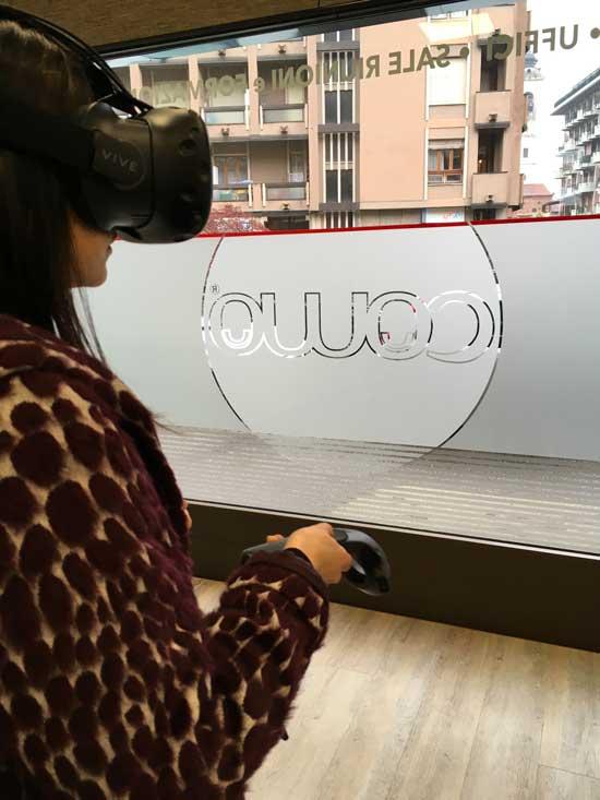 Virtual Reality al Cowo di Novara