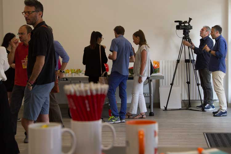 Cowo Video al Coworking Novara