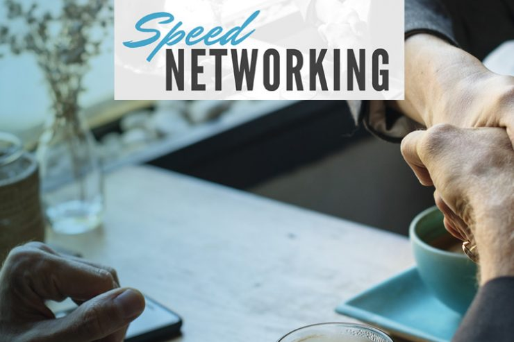 Speed Networking a Coworking Novara